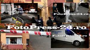 politist mort si copil de trei ani