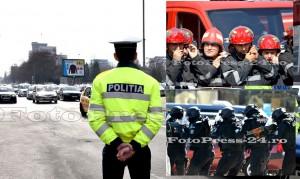 politisti pompieri jandarmi