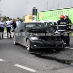 accident A1 intrare Pitesti (1)