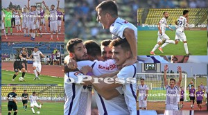 (PP) fc arges - pandurii