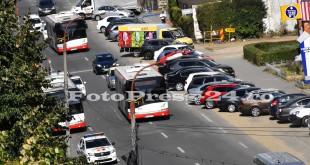 Autobuzele circulă după program de sărbătoare