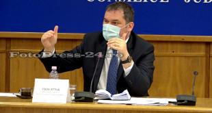 Ministrul Dezvoltării, Lucrărilor Publice și Administrației, domnul Cseke Attila, s-a aflat în vizită oficială în județul Argeș (6)