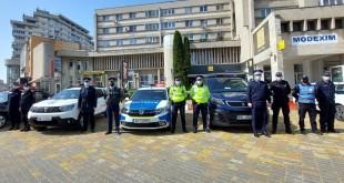 Peste 350 de polițiști argeșeni la datorie, de Paște