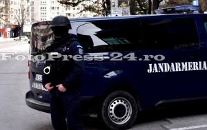 Jandarmi auto