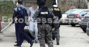 Tânăr din Ştefăneşti, arestat pentru tâlhărie fotopress24