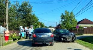 Accident rutier în localitatea Budeasa