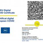 Certificatul digital al Uniunii Europene privind COVID (1)