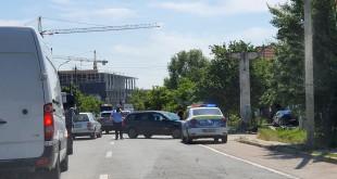 Motociclist accidentat pe varianta Prundu -Craiovei (2)