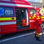 Pompierii argeșeni prezenți la Raliul Argeșului (1)