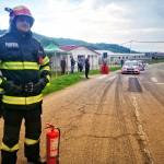Pompierii argeșeni prezenți la Raliul Argeșului (2)