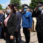 Prefectul Emilia Mateescu, prezentă la comemorarea Zilei Eroilor (4)