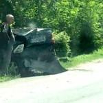 Trei accidente produse în trei minute (1)
