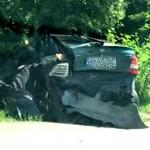 Trei accidente produse în trei minute (2)