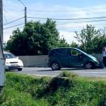 Trei accidente produse în trei minute (3)