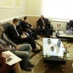 Vizita ambasadorului Danemarcei la Primăria Municipiului Pitești (2)