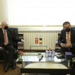 Vizita ambasadorului Danemarcei la Primăria Municipiului Pitești (3)