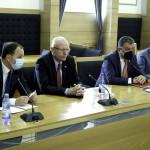 Vizita ambasadorului Danemarcei la Primăria Municipiului Pitești (4)