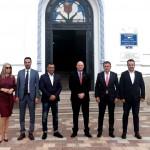 Vizita ambasadorului Danemarcei la Primăria Municipiului Pitești (7)
