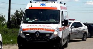ambulanţă saj