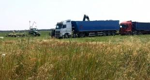 Măsuri de prevenire a incendiilor în perioada de recoltare a cerealelor