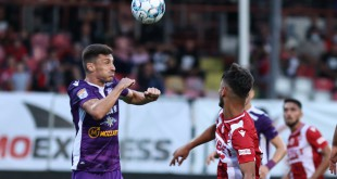 Dinamo - FC Argeș 0-2(0-1) (9)