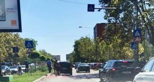 Pieton rănit în Pitești, pe calea Craiovei