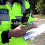 Acțiune specială în această dimineața, la km 110 pe Autostrada București - Pitești (15)