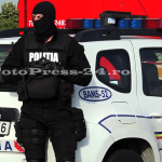 Acțiune specială în această dimineața, la km 110 pe Autostrada București - Pitești (20)