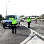 Acțiune specială în această dimineața, la km 110 pe Autostrada București - Pitești (6)