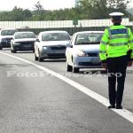 Acțiune specială în această dimineața, la km 110 pe Autostrada București - Pitești (8)