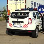 Acțiune specială în această dimineața, la km 110 pe Autostrada București - Pitești (9)