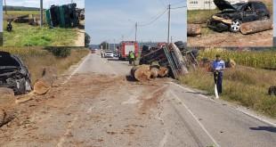 Accident rutier Țițești (1)