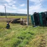 Accident rutier Țițești (2)