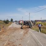 Accident rutier Țițești (3)