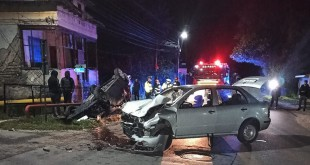 Patru victime într-un accident petrecut la Lereşti (1)