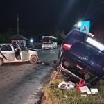 Patru victime într-un accident petrecut la Lereşti (2)