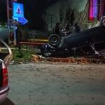 Patru victime într-un accident petrecut la Lereşti (3)