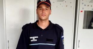 A intrat la Academia de Poliţie (1)