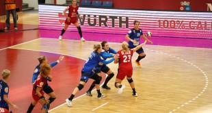 Mioveniul devine capitala handbalului